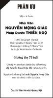 Ông Bà Tâm Hòa-Lê Quang Dật