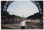 Nguyễn Mộng Giác ở Paris 1989